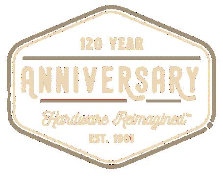 120 Anniversary Logo