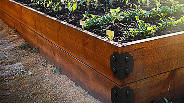 planter box brackets