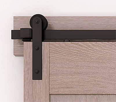 Starter Barn Door Hardware
