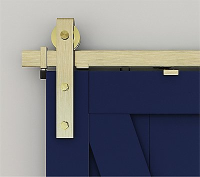 Premier Barn Door Hardware