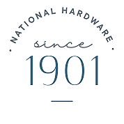 National Hardware Since 1901 Logo