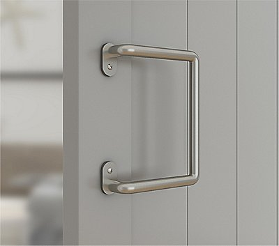 Transitional Barn Door Handle