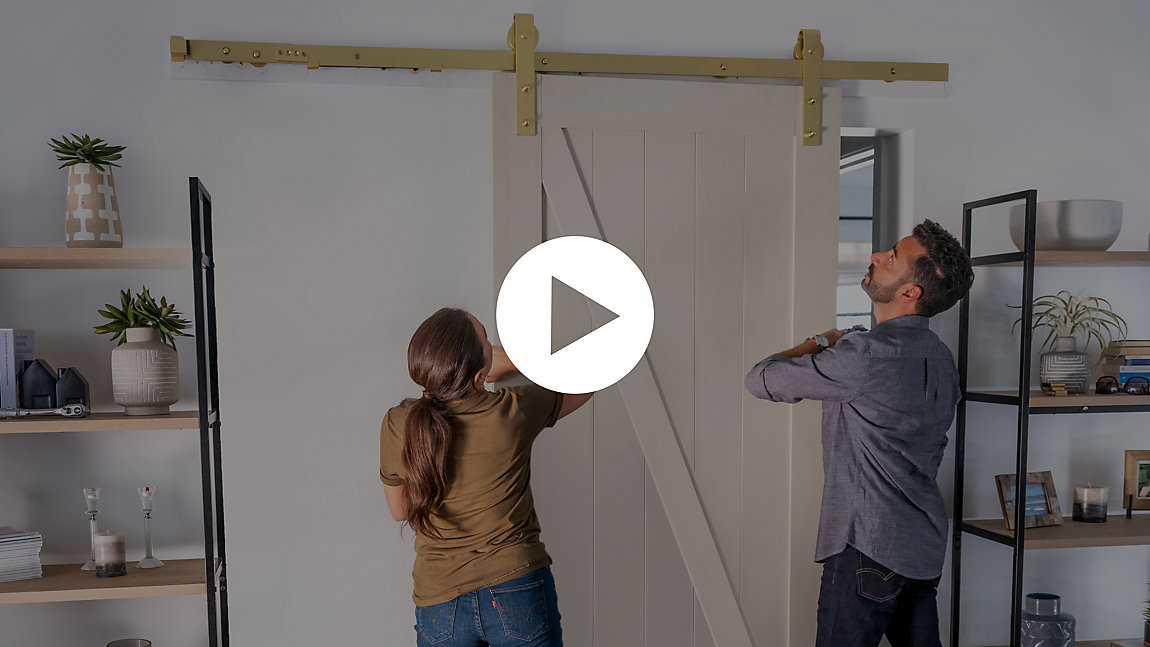 Barn Door Hardware Video